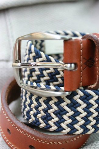 Refined Country Inspired Martin Dingman Belt
