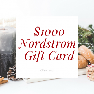 Gift Card Giveaway! 💌